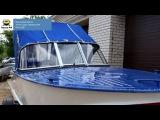 Тюнинг лодки «Казанка-2М»