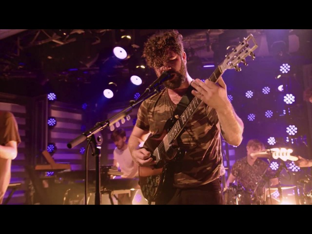 FOALS What Went Down Live from the iHeartRadio Theater in NYC