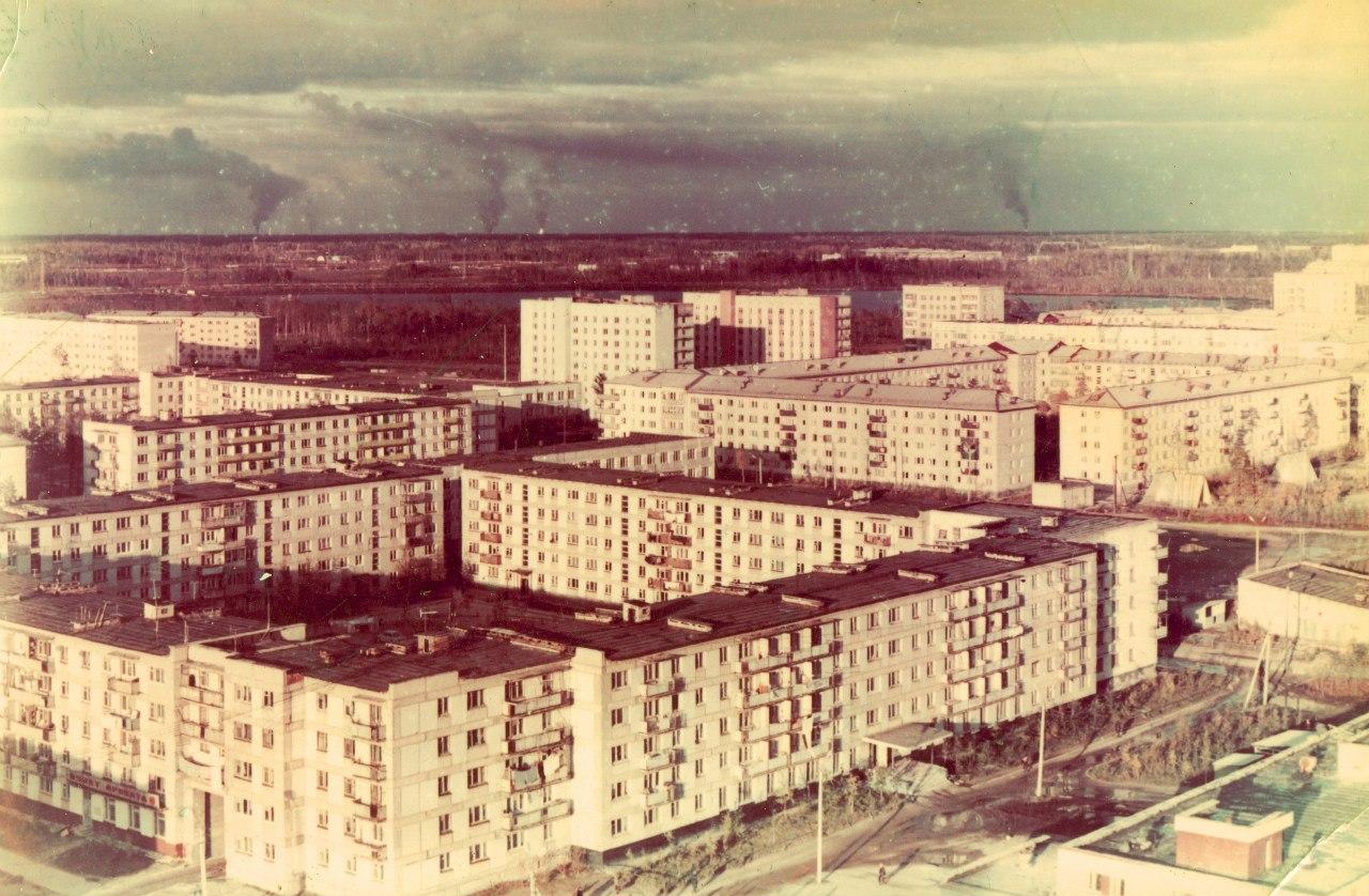 нижневартовск фото архивы и описание троица сделала ярким