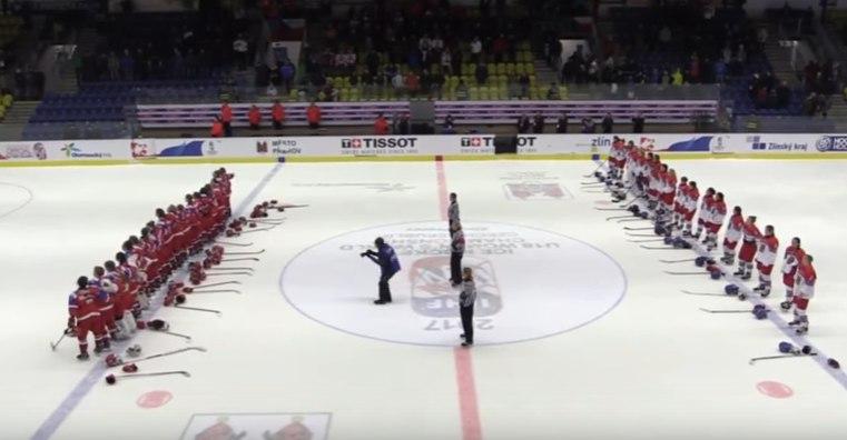 Чешские болельщики освистали гимн России после хоккейного матча