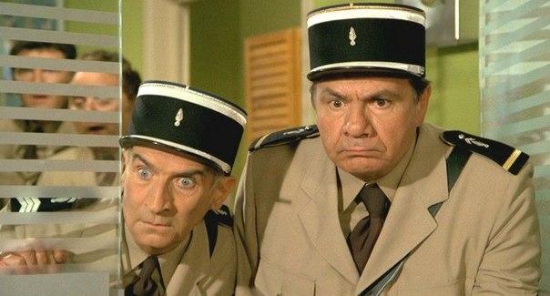 10 отличных французских комедий. Забирай на стену, чтобы не потерять!