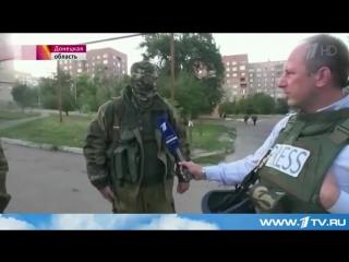 ЖЕСТЬ! АМЕРИКАНЕЦ в ОПОЛЧЕНИИ ДНР!