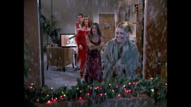 Сабрина маленькая ведьма 7 сезон 9 серия «It's a Hot, Hot, Hot, Hot Christmas»