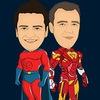 Дэн Кидд и Алекс Ренд   Marketing Heroes