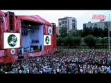 Faith No More - Сотворение мира, 2012 (Дождь)