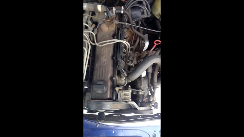 Двигатель KP2