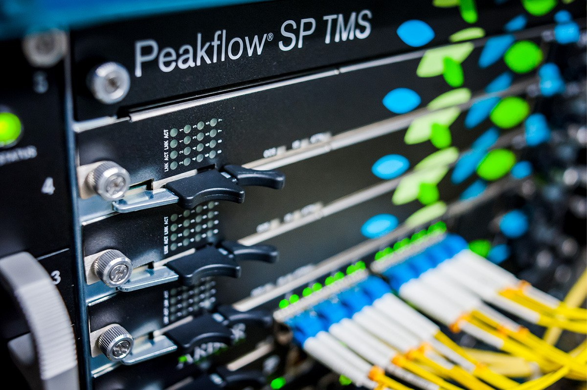Защита от DDoS атак SRVGAME.RU
