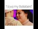 БЗ - Justin Bieber - I love my Beliebers