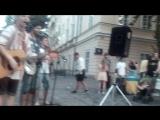 Пашко Бенд - Вербовая дощечка (благодійний концерт в на площі Ринок) 2.07.2016