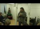Как запихнуть голову снеговичка в жопу, или вяжем писюн