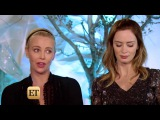 EXCLUSIVE Charlize Theron Says Her Son Jackson Asked for a Little Sister
