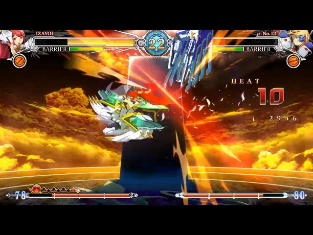 Izayoi BBCF movie
