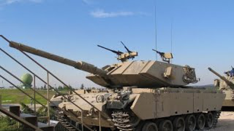 Путин возвращает Израилю танк Магах по личной просьбе Нетаньяху