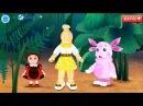 Лунтик Учим Английский язык - Одежда на английском Развивающий Мультик Игра для ...
