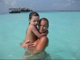 Волочкова сливает свою голую дочь в Сеть на радость извращенцам