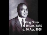 Canal Street Blues -King Oliver