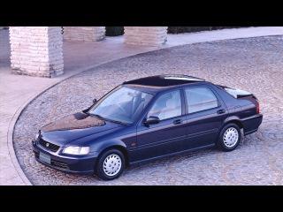 Honda Domani Vi E Fontaine MA7 02 1994–12 1996