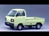Honda TN Acty Big Cab 08 1985–05 1988