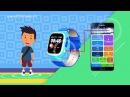 Умные детские GPS часы Smart Baby Watch Q50,Q60,Q80,T58 впечатляющие возможности!