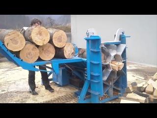 Самодельные Дровоколы. Homemade Log Splitters.
