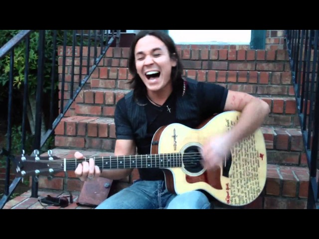 Clay Coley - It's Been Awhile (Staind Cover)