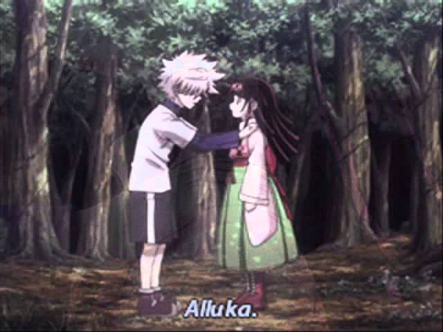 Love Like Woe {Killua x Alluka} AMV