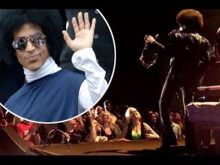 Rock Icon Prince Dies,Queen Elizabeth Birthday,Jennifer Aniston MBW In The World-Naked News