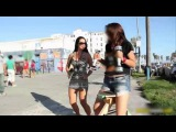 Money Prank-Hot Girls Riding For Money-Bounce Bounce Bounce-Naked and Funny