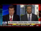 FBI Reopens Clinton Email Investigation   Cavuto