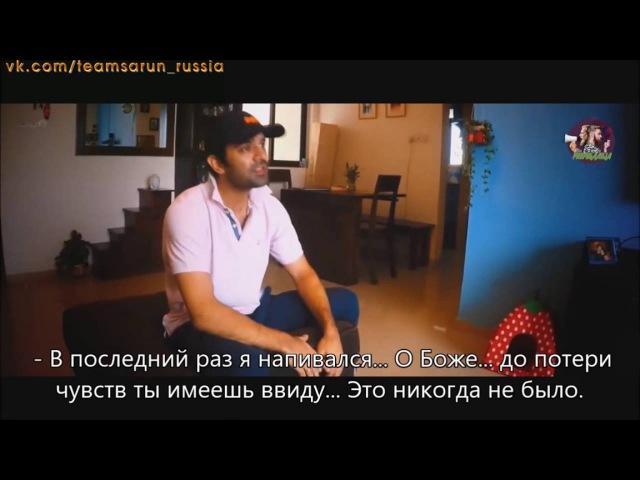 Барун в шоу Propogaanja www.vk com teamsarun russia