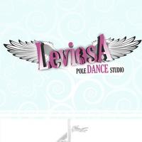 Логотип Leviosa - Pole dance студия Екатеринбург