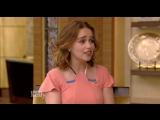 Эмилия Кларк посмотрела эротику в «Игре престолов» с родителями (интервью телеканалу US TV)