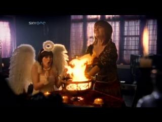 Ведьма (Hex) 2 сезон. 13 серия (Б.Грант,Э.Годдар,Дж.Мерфи,2005)