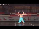 Анастасия Сафонова-Калерия Сильченкова. II Балтийская Олимпиада, Санкт-Петербург
