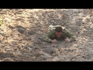 Сергей Колюшенко - казачья разведка, пластун