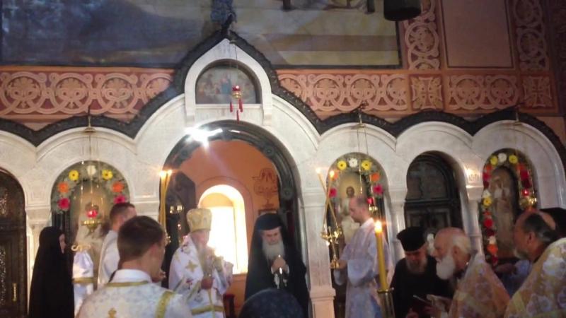 4 августа 2016 одноименный праздник в храме равноапостольной Марии Магдалины .