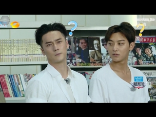【РУСС. САБ】161021 Z.TAO - Takes A Real Man S2 - Episode 1