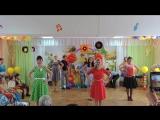 Флешмоб родителей на выпускном в детском саду №53 (г. Улан-Удэ)