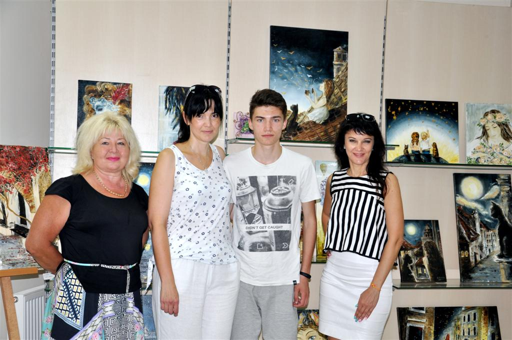 Ольга Прасол: профессия и хобби – параллельные миры