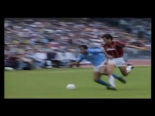 1990-91 Наполи - Милан | 1 тайм