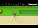 Маргарита Мамун - обруч (квалификация)  Олимпийские Игры 2016