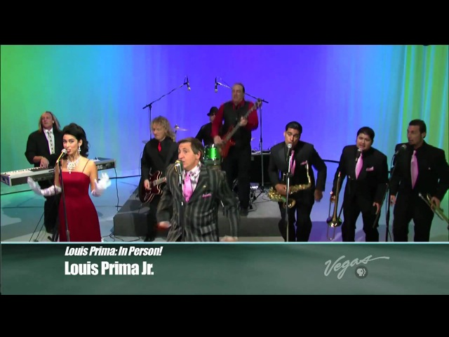 Louis Prima Jr. - Jump, Jive, an Wail on PBS