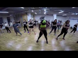 7 ДЕКАБРЯ | KIMIKO | DANCEHALL LADY'S CLASS | MOTIVATIKA