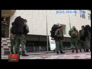 Пограничники Аргунского ущелья, Чечня, 2011 год