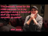 Brendon Urie talks New Music and Future Naked Music Videos  popbuzz