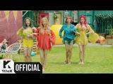 MV   MELODYDAY(멜로디데이) - Color(깔로)