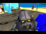 Garry's Mod Zombie survival #3 Красти Краб
