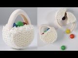 Easter Week - Part 3 - 3D EASTER COOKIE BASKETS!