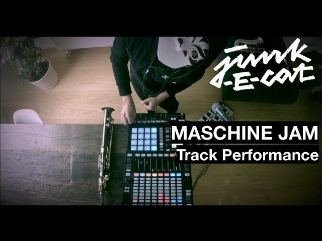 Quintessence - by junk-E-cat using Maschine Jam