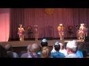 Отчетный концерт ДДТ. Танец Шарики воздушные. Маша- самая маленькая